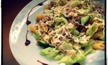 1 tuniakovo penne salat