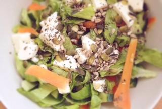 mozzarelovy salat