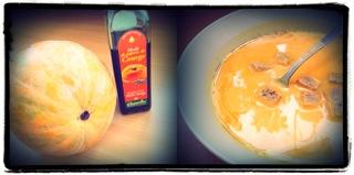 tekvicova polievka 1