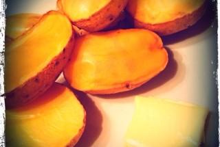 zemiaky v trube
