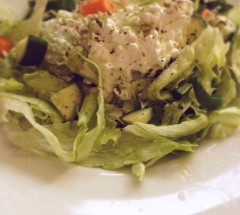 salat s cottage cheesom